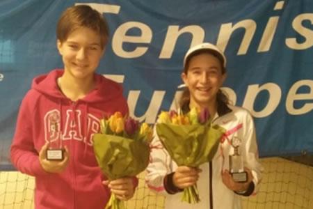 In Switzerland win in doubles