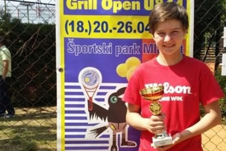 Winner in Zagreb