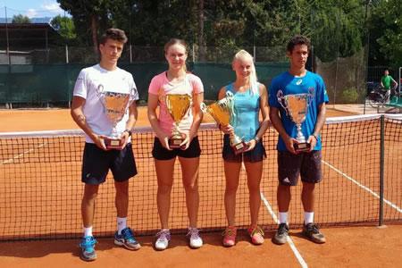 Final in Kranj – the best achievement in Živa's career