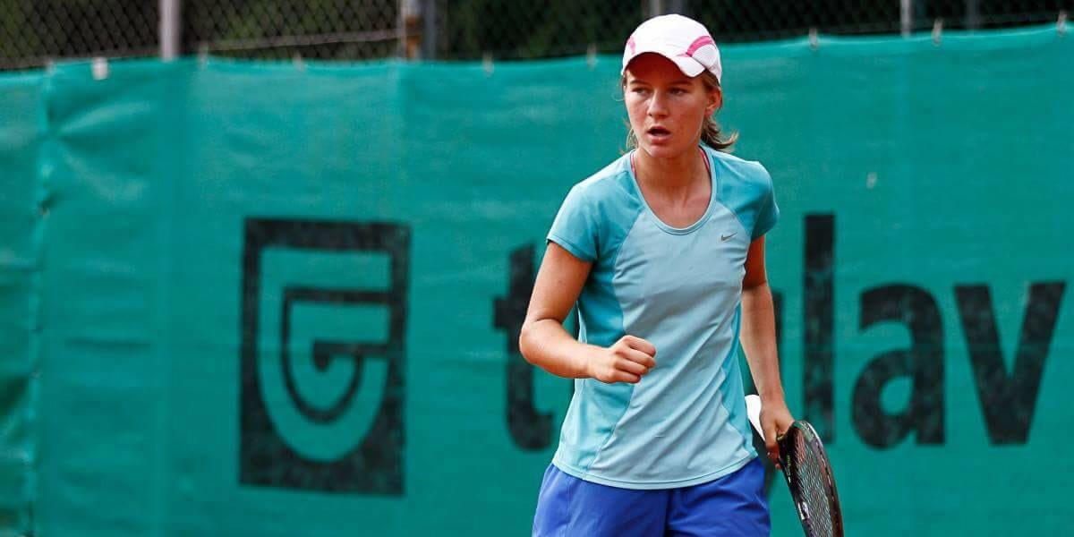 Živa Falkner - prva Slovenka in Evropejka 2016 v starostni kategoriji do 14 let