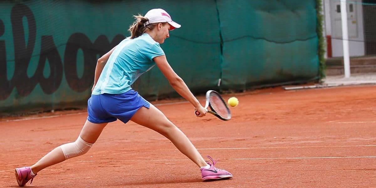 Živa Falkner - Tenis Europe Junior Tour Player of the year